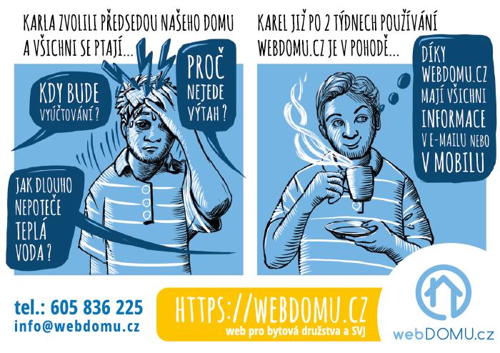 stránky webdomu.cz